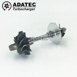 K03 turbo koło wału 53039700009 53039700018 53039700024 0375E3 turbine rotor dla Peugeot 406 2.0 HDI 80Kw DW10ATED 1999-