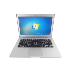 free shipping 13.3 inch windows8/10 Intel Celeron 2950 2.0Ghz 8G RAM 256G SSD 7500 mah laptop built in camera backlight keyboard