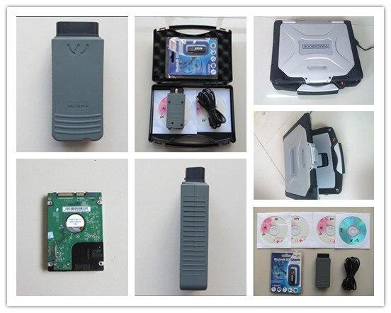 Vas 5054a полный чип OKI ODIS v4.2.3 Поддержка UDS Bluetooth ODIS установлен в ноутбуке cf30 готовая к применению диагностический сканер