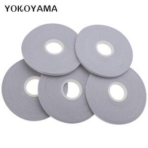 YOKOYAMA 1 Roll 20M Water Oplosbare Double-Side Lijm Naaien Tape Drukknoop Naaien Poppen Ambachtelijke Roller Stickers naaien Tool(China)