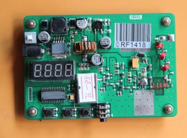 1.5W FM transmitter 1W FM transmitting board