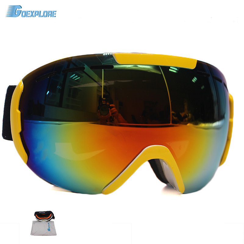 large goggles  Online Buy Wholesale 100 snow goggles from China 100 snow goggles ...