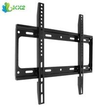 Универсальный ТВ кронштейн для крепления к стене для большинства 26-55 дюймов HDTV LCD LED плазменный телевизор с плоским панели подставка держатель