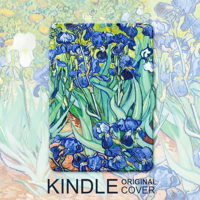 Kindle Book Cover Design Service : Original design kindle paperwhite case skin lighted slim