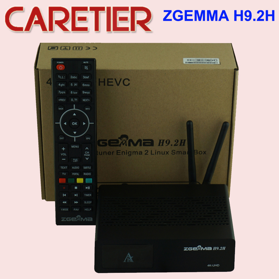 HOT SALE] 1pc Original BCM73625 Dual Core Zgemma H5 DVB S2 +
