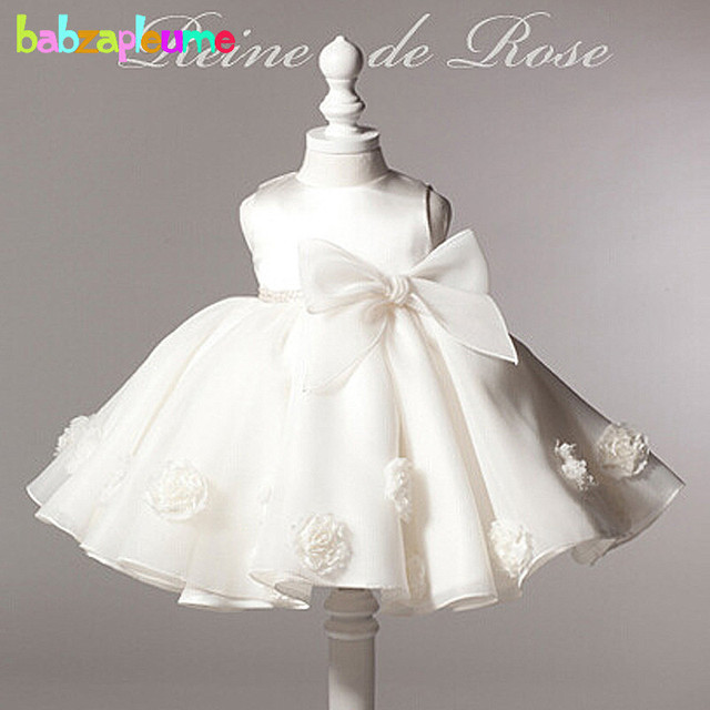 00b7534168c0 0-8Years 2016 Summer Style Infant Girls Wedding Party Dresses Children Clothing  Baby Lace