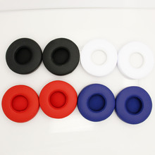 Protein Soft Leather Replacement Ear Pads Portable Headphones Cover Earpad for Beats EP earpads