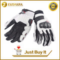 Free Shipping 2014 new element racing motorcycles cowhide gloves touchscreen phone itself cross MTB