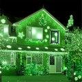 10 Metro Sincelo Luzes de Fio de Cobre Led Estrelado Luzes Cordas de Fadas Do Casamento Do Natal Árvore Do Jardim Da Lâmpada Ao Ar Livre À Prova D' Água H-02