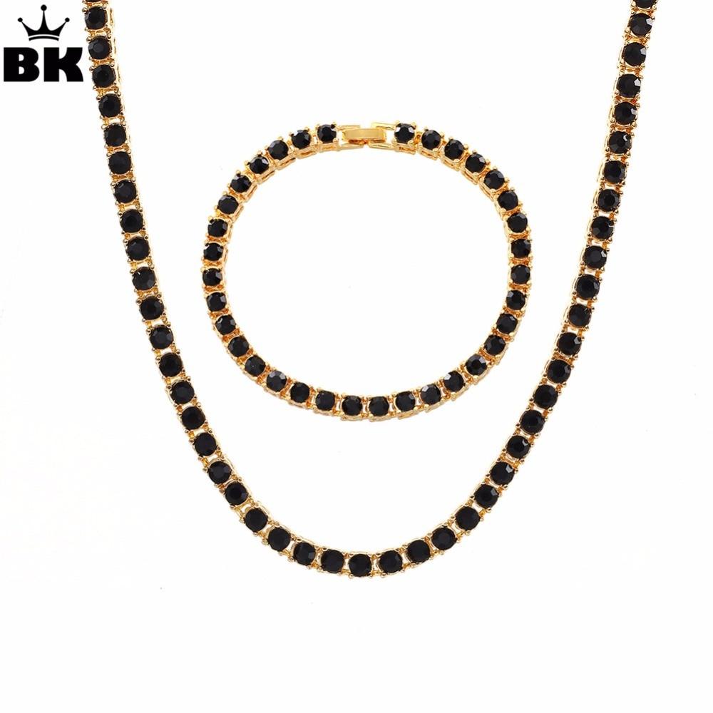 1 Row 5mm Tennis Necklaces...