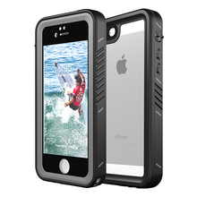Redpepepr For iPhone5/5s/SE Waterproof case Shock Dirt Snow Proof Protection for iPhone 5s With Touch ID Case Cover Skin red redpepper waterproof case for iphone 5 5s support touch id function