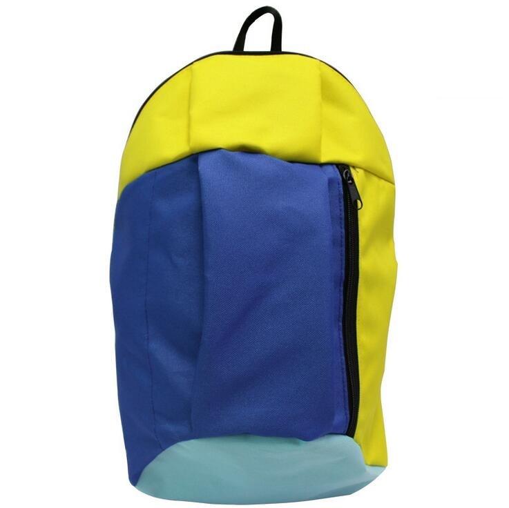EcoCity Classic Backpack For Men Fashion Brand Travel Laptop Back Pack Women Girls Students Daypack Female Rucksack Bags