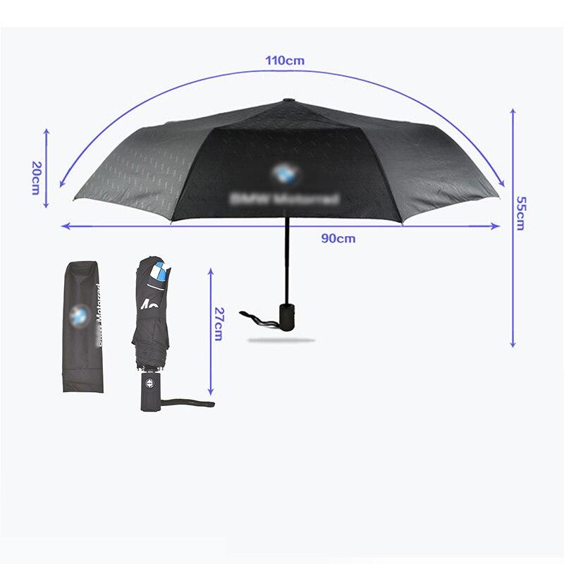 2019 quente Resistente Ao Vento Guarda-chuva Dobrável Automática Parasol Chuva Luxo Big Chuvas Chuva À Prova de Vento Para BMW