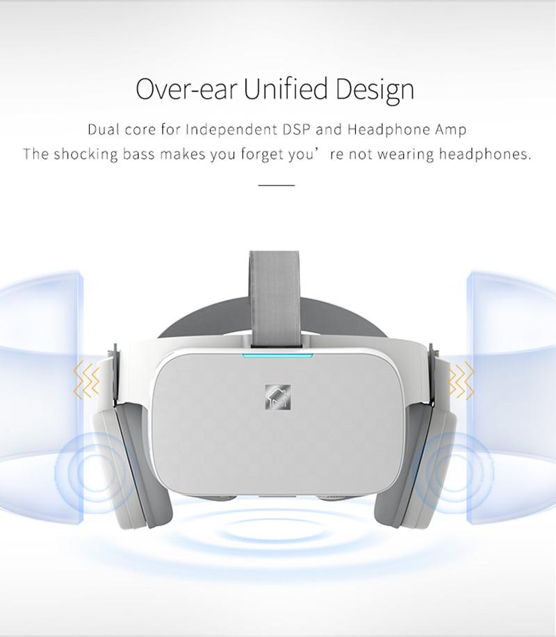 aeba5dc4e05b BOBO VR X6 Virtual Reality All In One Binocular 4 Core 2.5K HD VR ...