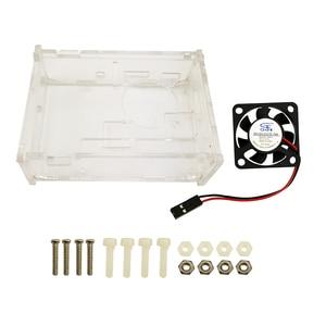 Image 4 - Raspberry Pi Modello B starter kit 3 pi 3 bordo/pi 3 caso/alimentatore standard Americano /dissipatore di calore