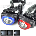 2 Color 3W LED Headlamp 3 Mode Frontal Lantern Durable AAA Head Bike Riding Lamp For Camping Fishing