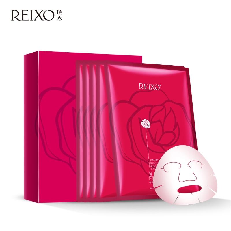 REXIO bőrápoló maszk az arcra Hyaluronsav arcmasszázs hidratáló - Bőrápolás