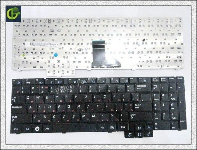 Original Russian Keyboard for  Samsung R620 NP-R620 R525 NP-R525 R528 R530 R540  BA5902832 CNBA5902832  9Z.N5LSN.00R RU Black