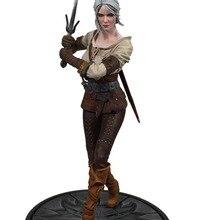 The Witcher 3 Wild Hunt Geralt of Ciri Yennefer 19 CM PVC Action Figure Figuras
