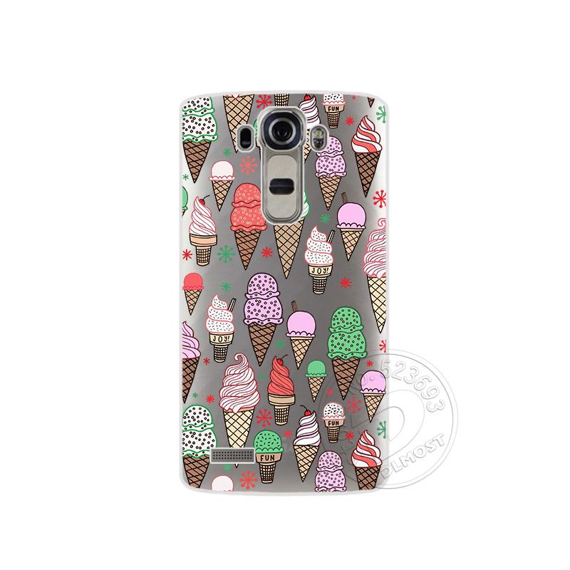 """Tpu pokrowce na lg g4 h815 h818 5.5 """"przezroczysty drukowanie rysunek silikonowe etui na telefony pokrywa dla lg g4 moda phone case 3"""