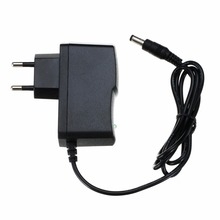 лучшая цена 1pc EU Power Supply Plug Converter AC DC Adapter 100-240V 9V 1A 1000mA 9W Energy Saving Mobile Phone Adapter Power