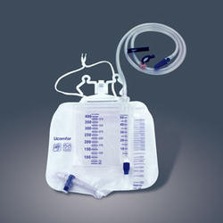 5 шт./лот две камеры Urinemeter с мешком мочи Needleless выборки Порты и разъёмы