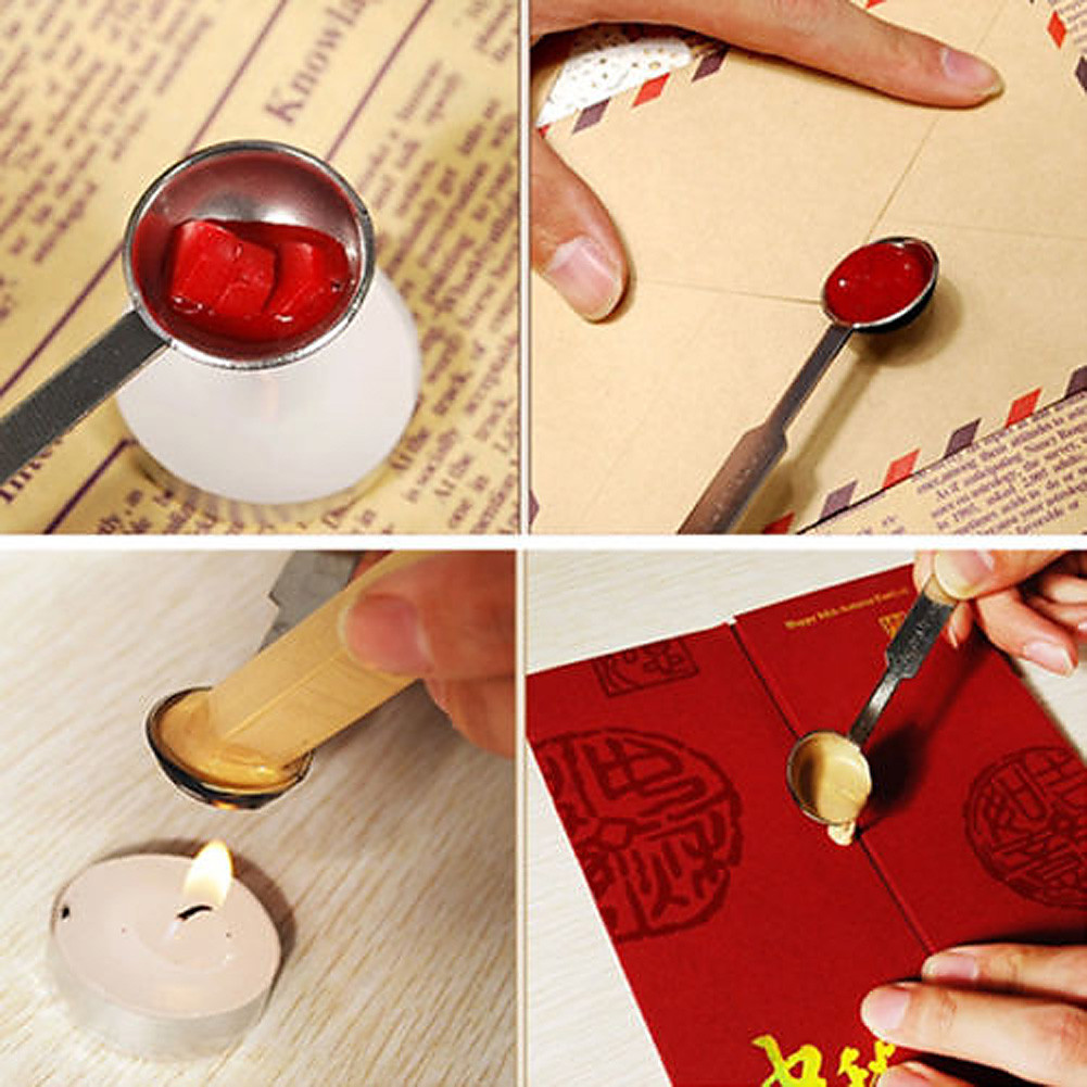 Wax seal for decoration 6