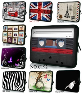Computer Bag Notebook PC Smart Cover tablet For ipad MacBook waterproof Sleeve Case 7 10 12 13 14 15 inch Laptop Bags Tape(China)