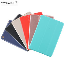 Case For iPad mini 2 3 4 Soft Back Cover TPU Leather Case For iPad mini 2 Flip Smart Cover For mini 3 Case Auto Sleep Wake Up цена