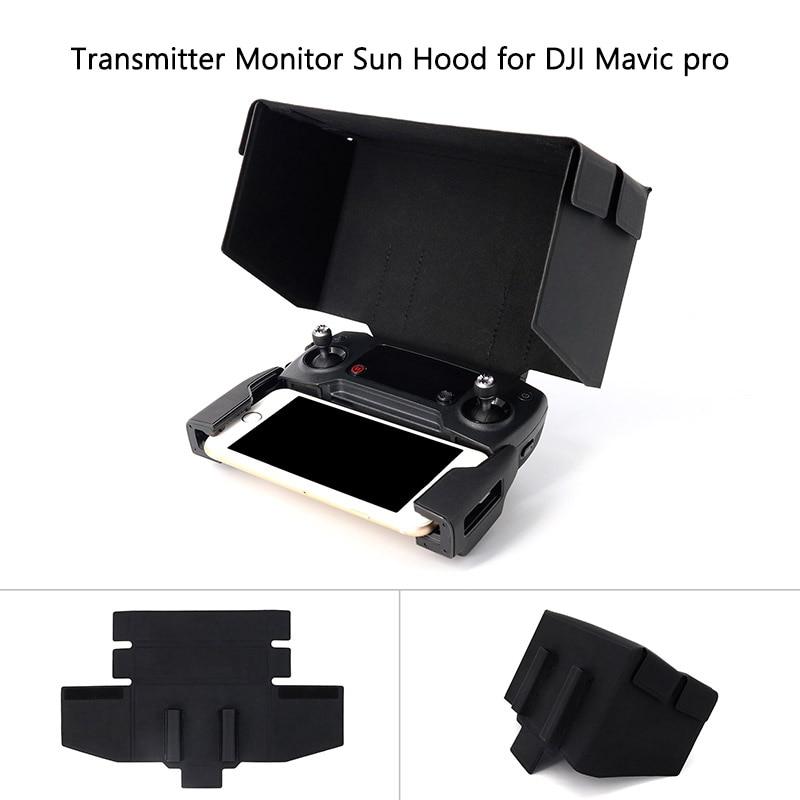 Sunshade Hood Sonnenschutz für DJI FPV Monitor Fernbedienung Abdeckhaube Neu