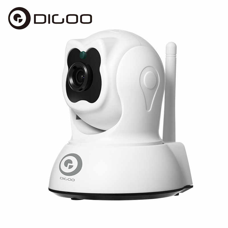 DIGOO DG-BM01 720P Home Security IP Camera Audio Wireless Mini Camera Night Vision CCTV WiFi Camera Baby Monitor Smart Alarm