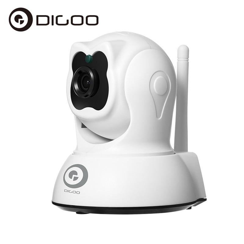 DIGOO DG-BM01 720P Home Security IP Camera Audio Wireless Mini Camera Night Vision CCTV WiFi Camera Baby Monitor Smart Alarm