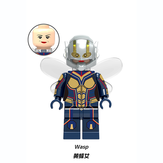 HOT Avengers 3 Infinity War Building Blocks Toys Figures Legoing Marvel Thanos Iron Man Corvus Glaive Capation America Groot  4