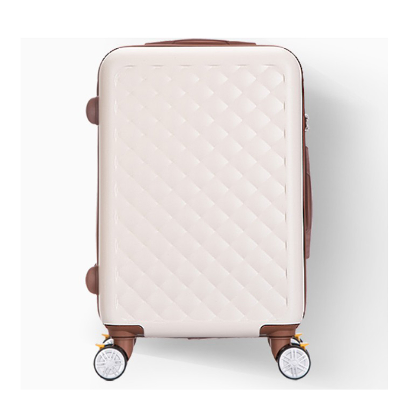 TRAVEL TALE 20 22 24 inch women spinner travel suitcase rolling luggage trolley bag on wheel