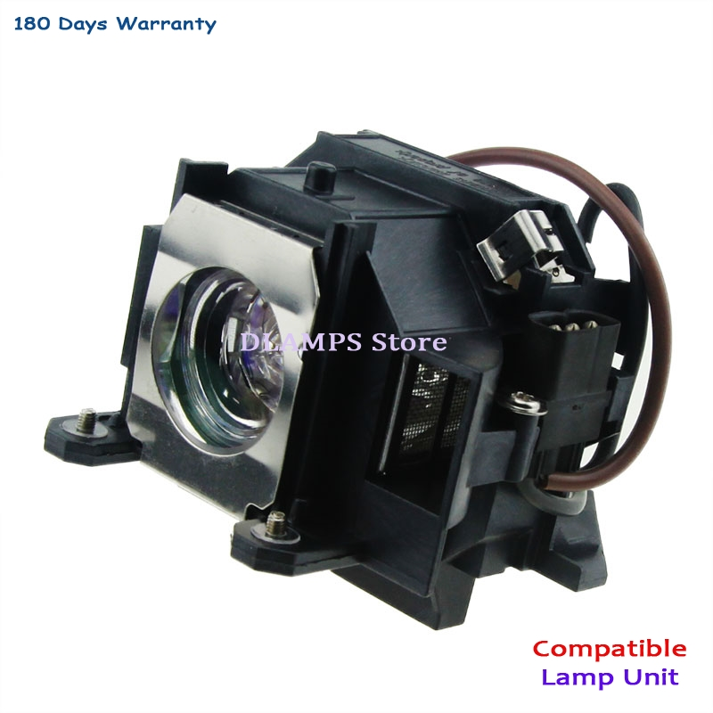 Brezplačna dostava V13H010L40 Modul projektorske žarnice za EPSON EMP-1810 / EMP-1815 / EB-1810 / EB-1825 / EMP-1825 Projektor