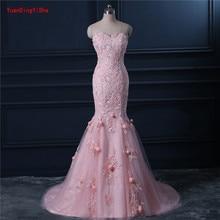 YuanDingYiSha Court Train Mermaid Wedding Dress