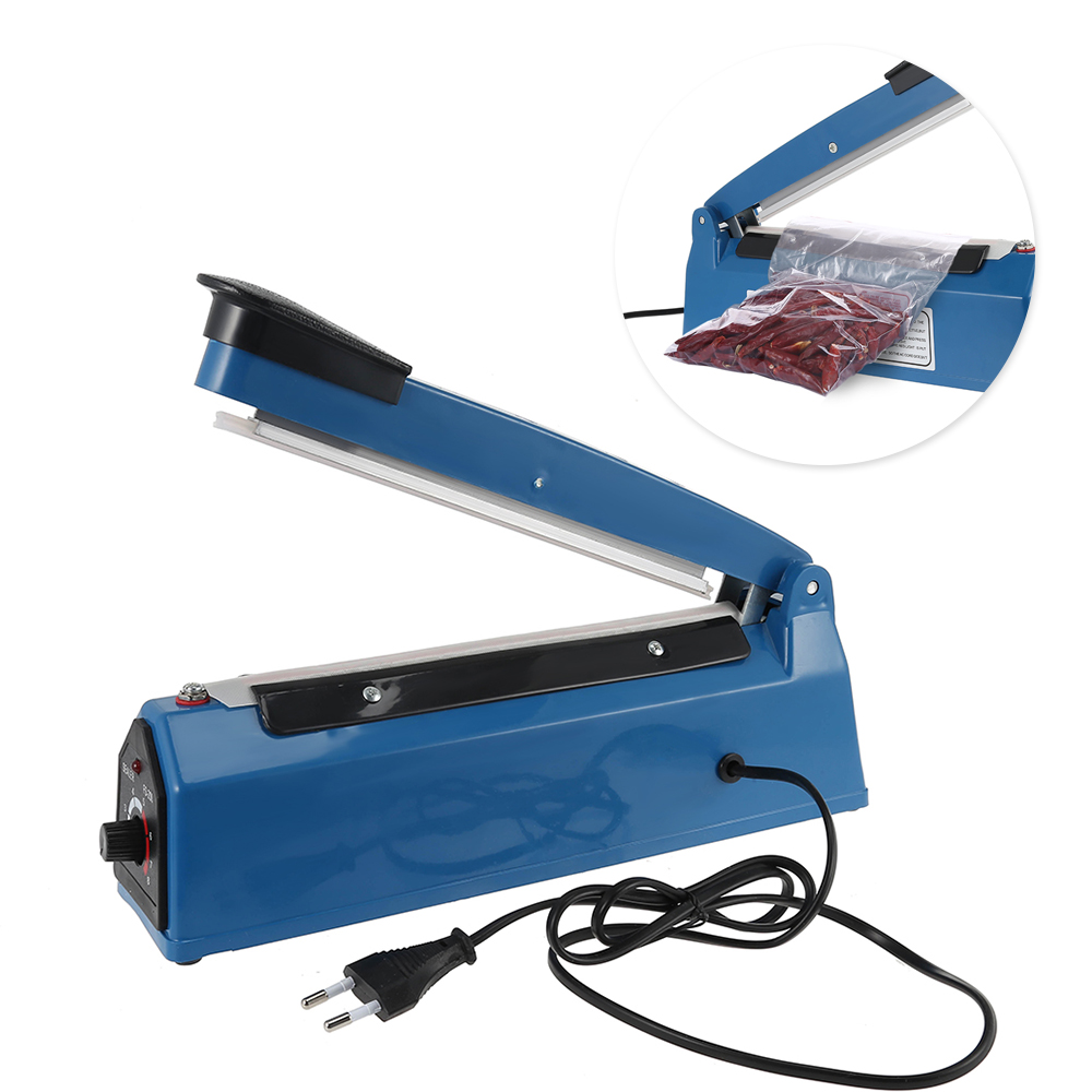 FIMEI AC 220V / 50Hz Hand Pressure Electric Vacuum Food Sealer Household Appliances Automatic Packaging Sealing Machine