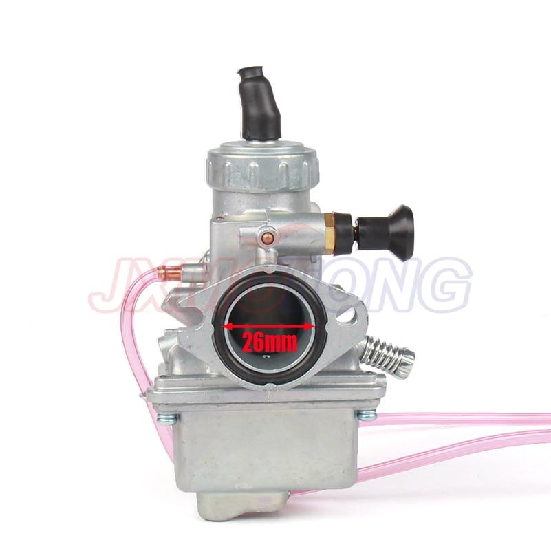 цена на Molkt 26mm Carburetor Carb For YX ZS 140cc 150cc 160cc Dirt Pit bike Horizontal Engine Spare Parts