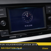 For Volkswagen Lavida 2018 Car Styling Navigation Screen Monitor Film Protector Cover Trim Sticker Interior Accessories