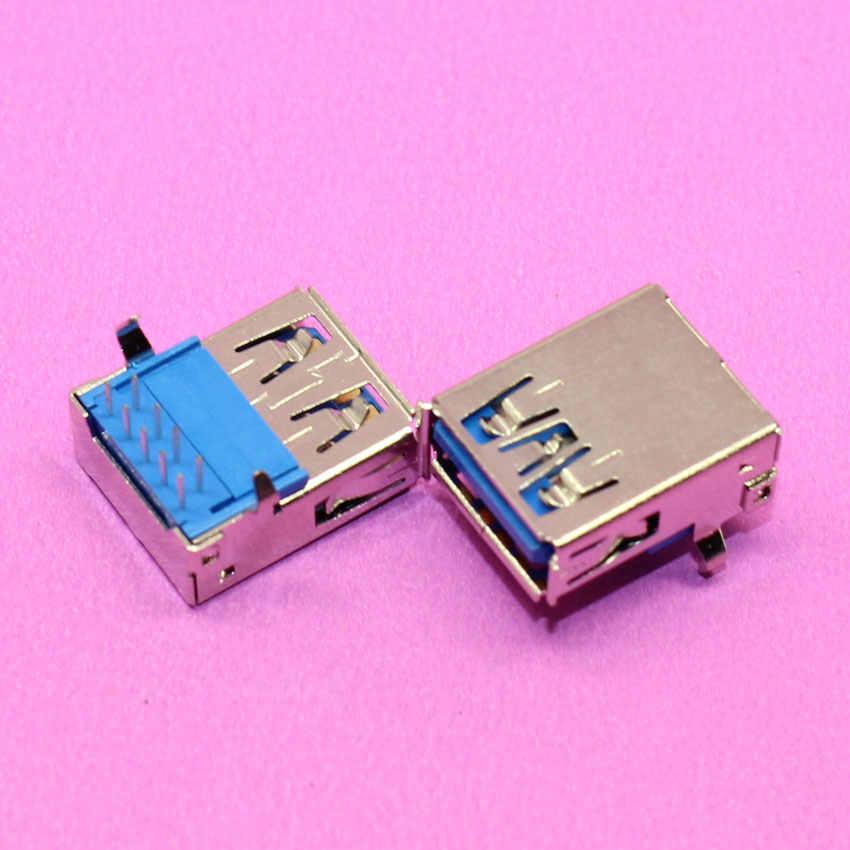 YuXi nowy laptopa płyty głównej płyta główna w 3.0 USB złącze do gniazda jack nadaje się do DELL N4110 N5110
