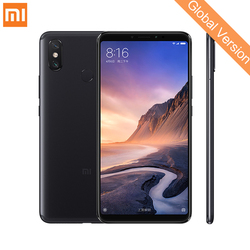 Global Version Xiaomi Mi Max 3 Smartphone Snapdragon 636 Octa Core 4GB 64GB 6.9