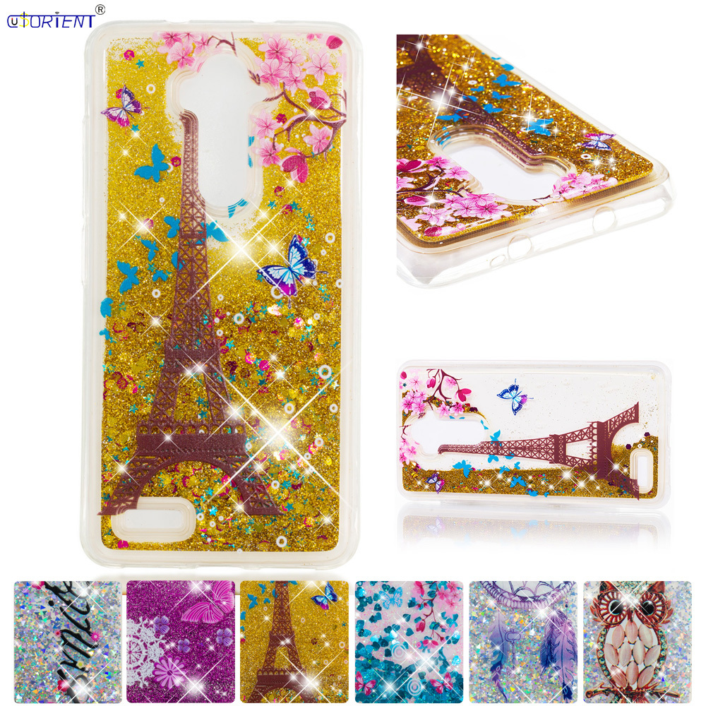 Half-wrapped Case Bling Case Zte Blade Max 3 Max Xl Glitter Liquid Quicksand Cute Cover Z986u Z983 Z988 Z963 N956 X Max Soft Tpu Shockproof Cases To Reduce Body Weight And Prolong Life Phone Bags & Cases