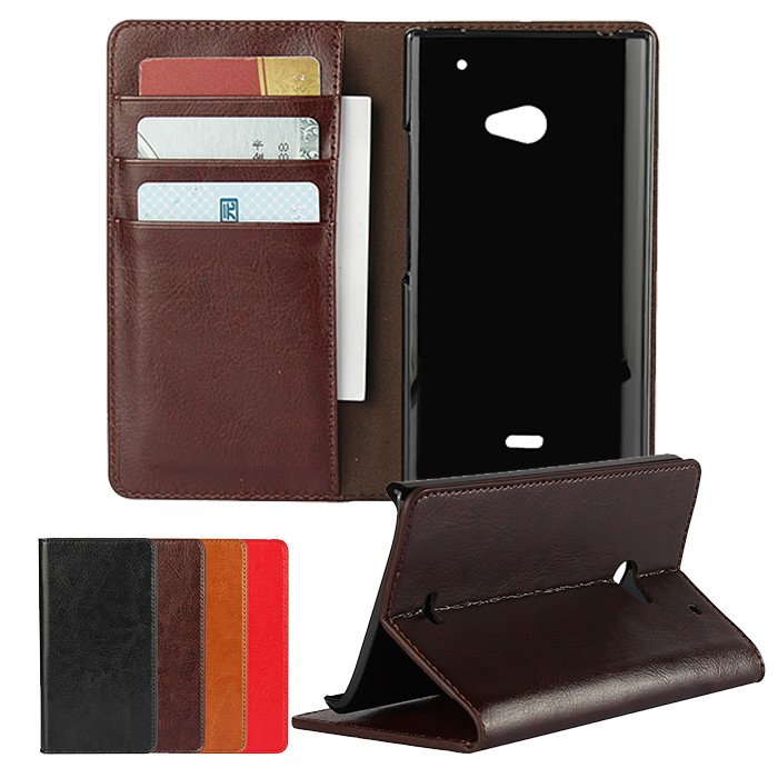 For Sharp AQUOS Crystal 2 403SH Cases Cover Coque Genuine Leather Mobile  Phone Bag Wallet For Sharp 403SH Case Etui Capinha Capa-in Wallet Cases  from ... a47bcaaefd88
