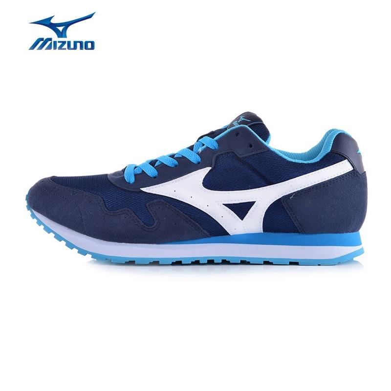 MIZUNO Men's SKYROAD Walking Shoes Retro Leisure Sneakers Comfort Breathable Sports Shoes D1GA161124  XMR2573 mizuno men rebula v3 ag professional cushion soccer shoes sports shoes comfort wide sneakers p1ga178603 yxz069