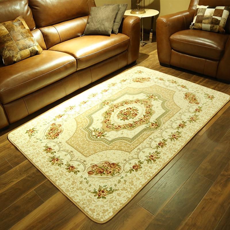Living Room Carpet Chair Yoga Mat Jacquard Sofa Floor Mats Doormat Rugs And Carpets Shaggy Area
