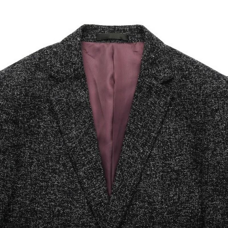 Velouté Casual wine De Conception Gray Français Notch Jaqueta Arrivée Taille Suit Blazers Revers Finition M Hommes Masculina 2016 Nouvelle Personnalisé Pour xCwzqRYR