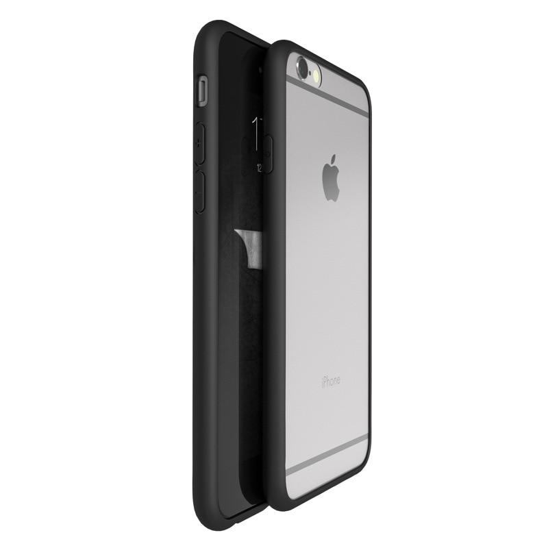 Klassische Neue Ankunft Original Boomboos Transparente Silicon Fall Für Iphone 6 Plus Für Iphone 6 S Plus Ultra-dünne 0,28 Soft-design AusgewäHltes Material Angepasste Hüllen Handytaschen & -hüllen