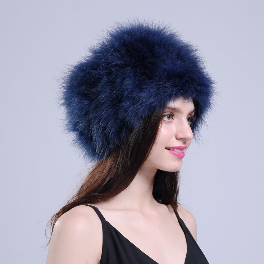 NGSG Prirodno perje tanke kaputi za žene modne proljetne skullies - Pribor za odjeću - Foto 5