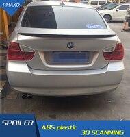 For BMW E90 Spoiler P4 STY Carbon Fiber Material Spoiler For BMW E90 320i 320li 325li 328i Spoiler For F30 F35 Spoiler