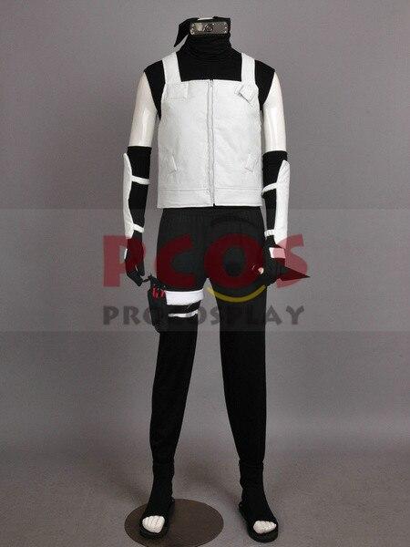 Best Set Anbu font b Naruto b font Kakashi Hatake font b Cosplay b font Costume